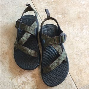 Chaco // Camouflage Sandal